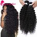 Brazilian Deep Curly Virgin Hair 3 Bundles Deep Wave Brazilian Hair 100% Human Brazilian Deep Wave Virgin Hair Extensions Online