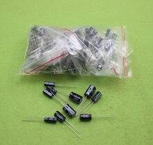 Электролитический конденсатор комплект 1 мкФ-470 мкФ 12 видов каждый 10 шт.