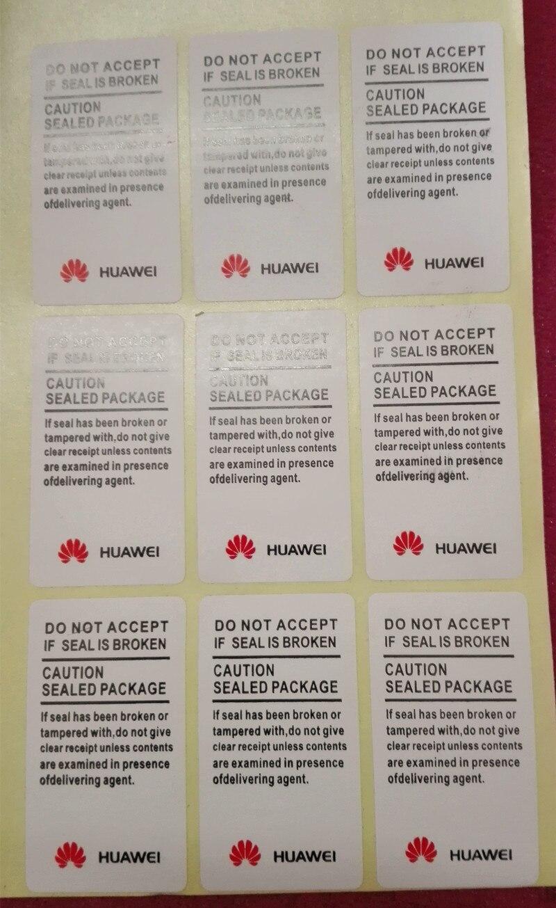 100 pces muitos avançado qualidade adesivo huawei