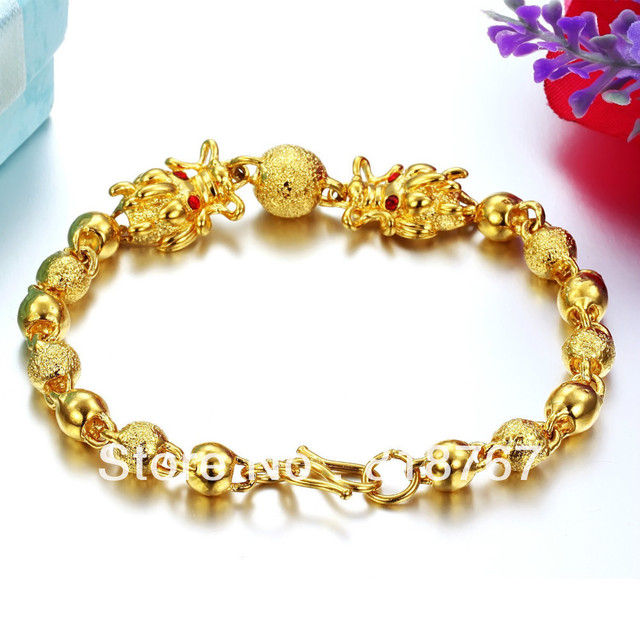 Charming 18k gold jewellery gold nice bangles and bracelets for