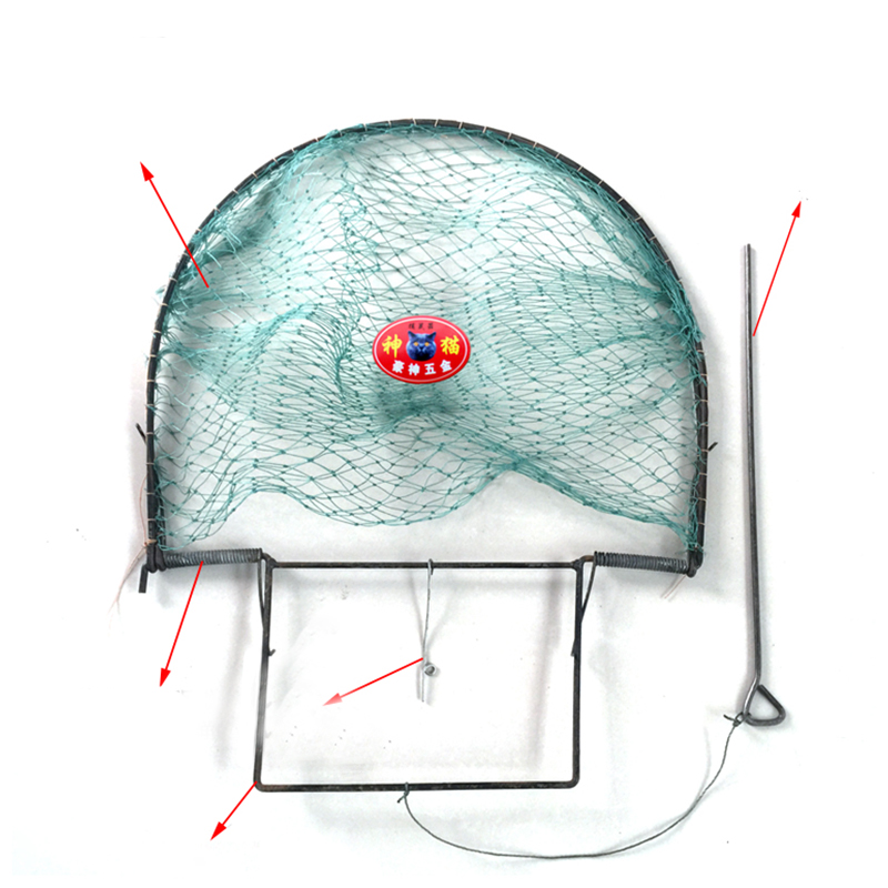 Mounchain Foldable Bird Net Humane Live Trap Sparrow Pigeon Quail Hunting Mesh Pest Control Outdoor Tools