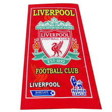 Microfibre Beach Towel Cartoon quick-dry football bath towel  kids beach blanket spa