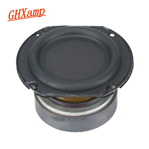 Image 4 - GHXAMP 4 Inch 50W Subwoofer Speaker Units 4ohm Bass Woofer Speaker Home Audio DJ Sound Theater Computer Bluetooth Speakers 1pcs