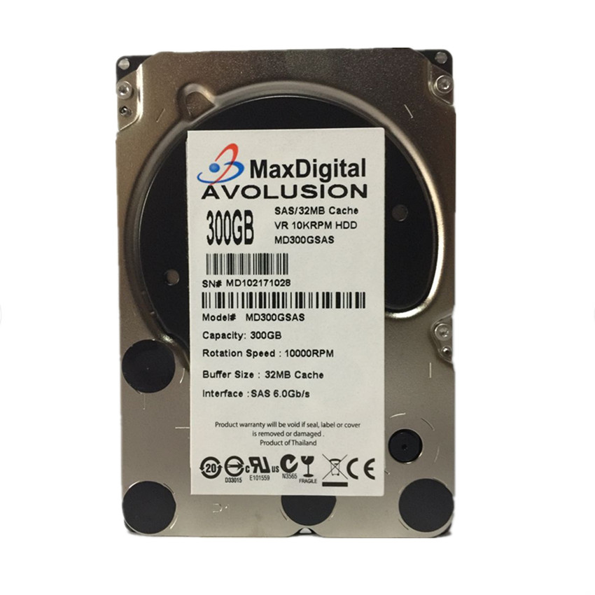 300GB 10K SAS 6Gb/s 2.5inch Internal Enterprise Hard Drive Server HDD Warranty 1-year new for aj735a 480937 001 sas 146gb 1 year warranty
