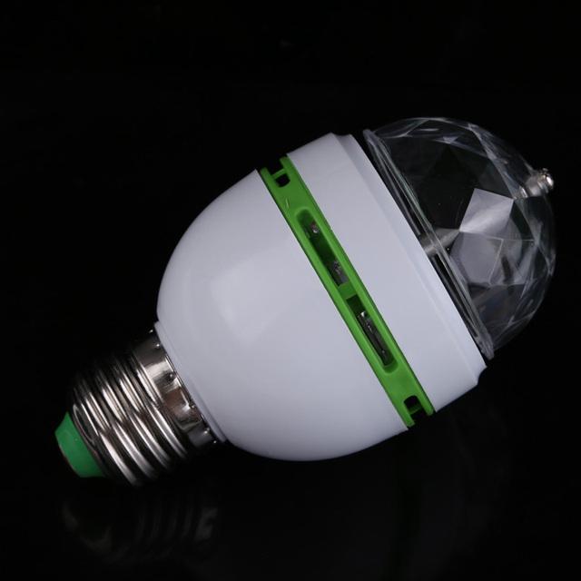Auto Rotating LED Lamp