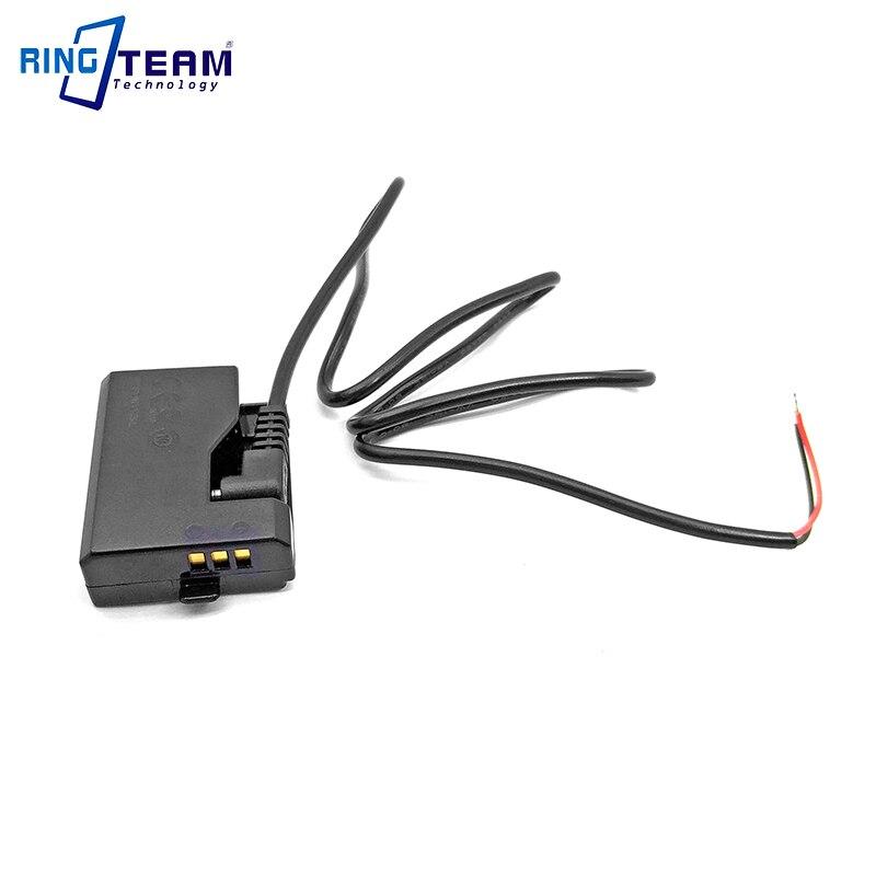 DR-E10 DRE10 LP-E10 Batterie DC Coupleur + ACK-E10 Câble pour EOS Canon 1300D 1200D 1100D Baiser X50 Rebel T3 T5 T6 Numérique caméras