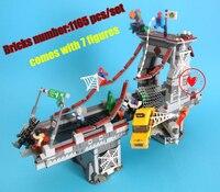 LEPIN Super Heroes Spider Man Web Warriors Ultimate Bridge Battle Building Blocks Kids Toys Minifigures Marvel