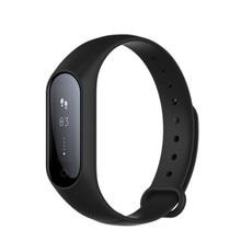 Le. spire Y2 Plus Pantalla Táctil Sleep Muñequera Pulsómetro Gimnasio Rastreador Smartwatch Pulsera Portátil para Android IOS