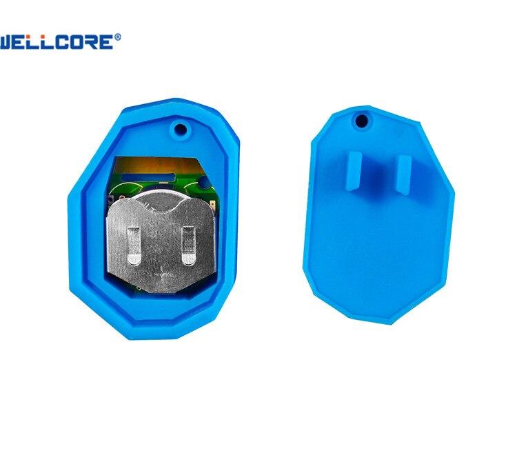 Eddystone ibeacon posicionamento ble 4.0 nrf51822 beacon com sdk