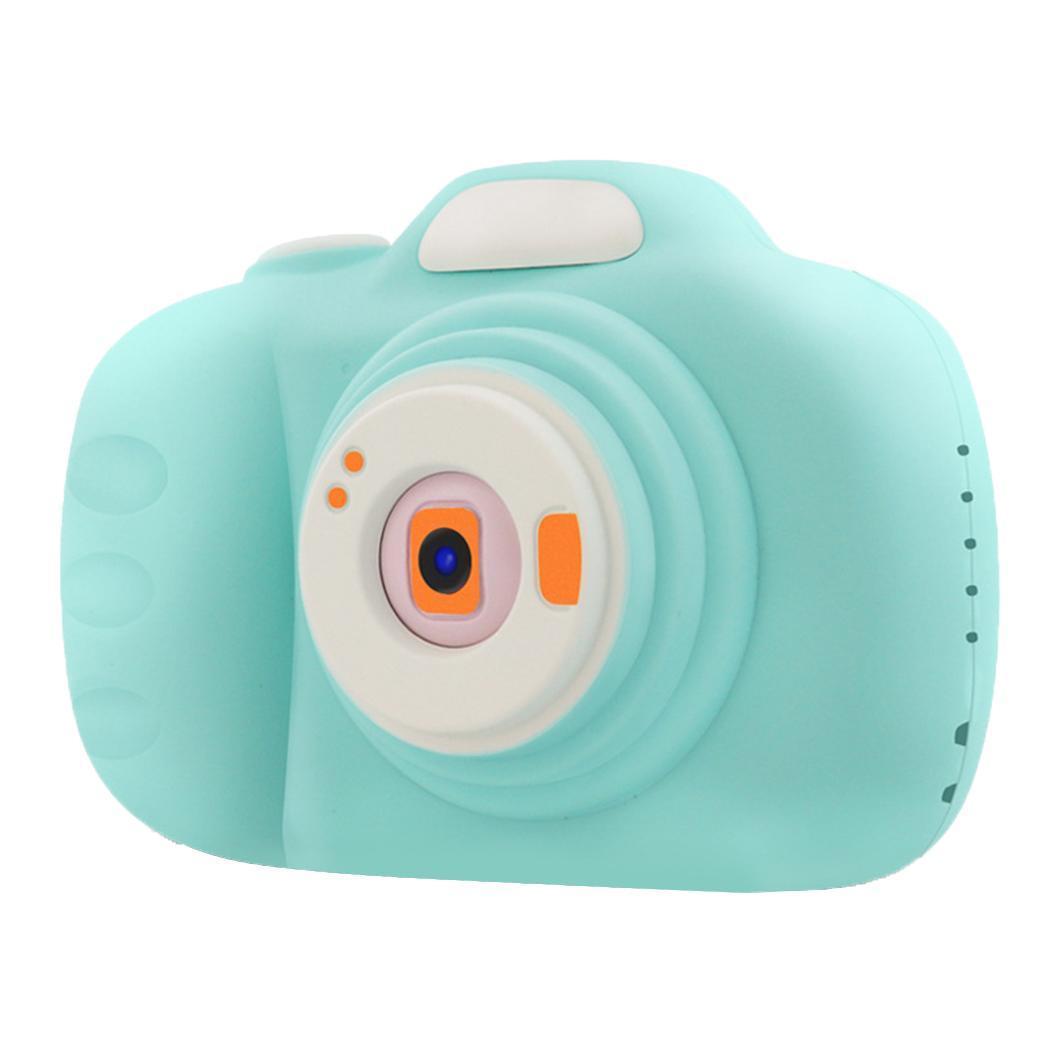 Enfants appareil photo numérique enfants LCD double lentille HD 2.3 pouces écran caméscope