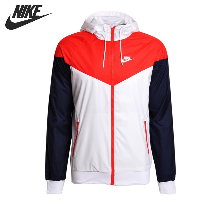 Original New Arrival 2017 NIKE Men's Woven Jacket Hooded Sportswear original new arrival 2017 nike men s jacket hooded sportswear