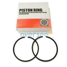 6L5 11610 00 00 Piston Ring Set STD For 3HP 3A Yamaha Powertec Outboard Engine Boat