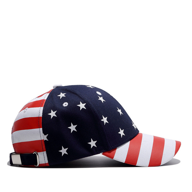Wuke Brand Νέες ΗΠΑ Μπέιζμπολ Cap Αμερική - Αξεσουάρ ένδυσης - Φωτογραφία 4