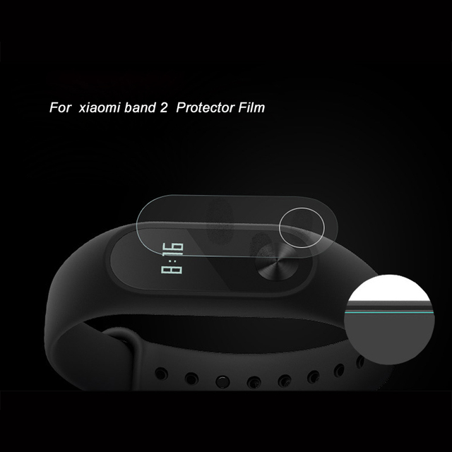 HOT For Xiaomi Mi Band 2/MiBand 2 Replacement USB Charger Cable+screen protector For Xiaomi miBand 2 smartband Free Shipping