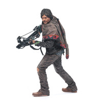 25cm The walking dead Daryl Dixon Action figure toys doll collection Christmas gift
