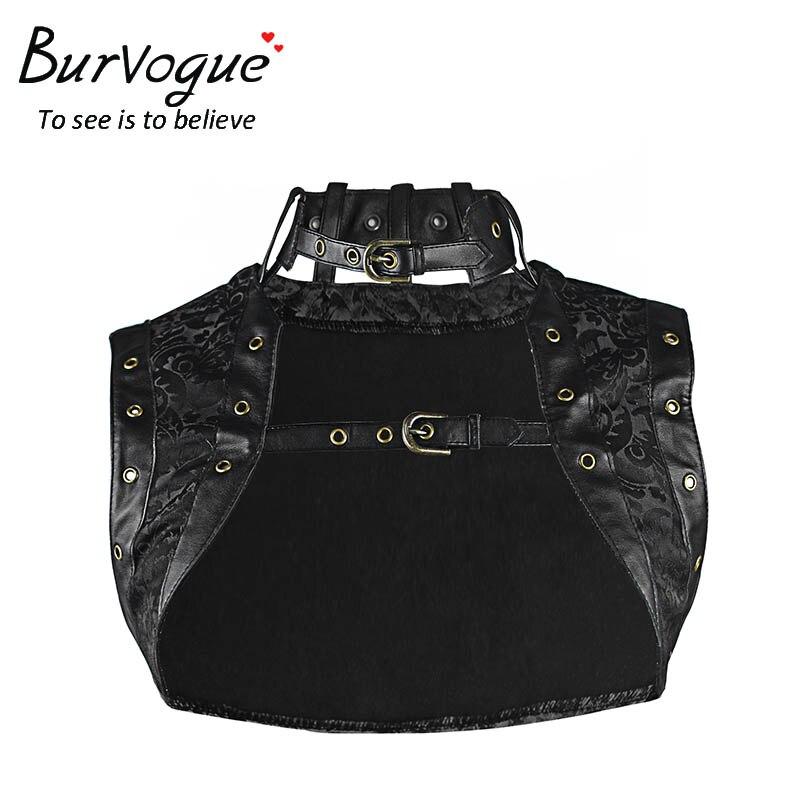 Burvogue Plus La Taille Sans Manches Gothique Corset Steampunk Corset Top pour les Femmes Vintage Imprimer Corset Top Minceur Dobby Corselet