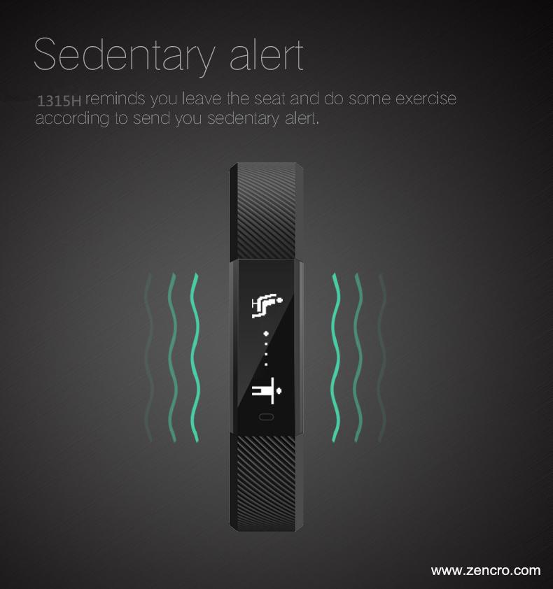 sedentary alarm