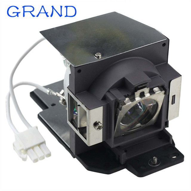 GRAND Replacement projector lamp 5J.J4N05.001 5J.J6N05.001 MX717 MX763 MX764 / MX722 for BenQ with housing