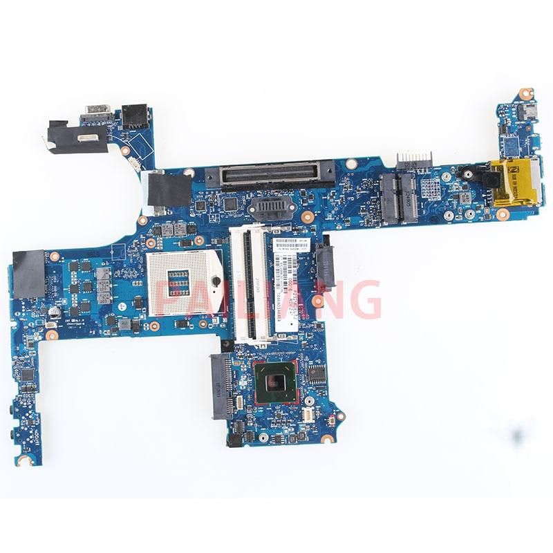 Материнская плата для ноутбука HP Probook 6470B 8470P, материнская плата для ПК 686040-001 686040-501, полностью прошедшая память DDR3