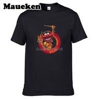 Hombres MALVADOS Tambores BATERISTA T-SHIRT-Club Duro Heavy Metal W0519036 Rockabilly Rock Camiseta 100% de Algodón de Manga Corta