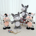 Funny Electric Plush Toys Speak Recording Funny Donkey Will Walk Learn To Dolls Children With Electric Toys