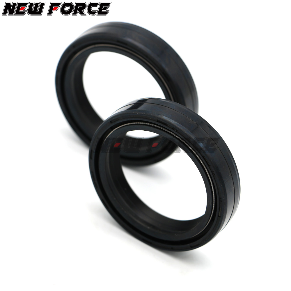 43x54x11 43 54 Motorcycle Front Fork Oil Seal Dust Seal Shock Absorber For Ducati Streetfighter ST2 ST4 in Falling Protection from Automobiles Motorcycles