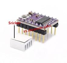 3d printer parts 5pcs stepstick Drv8825 Stepper Motor Driver 4-layer PCB Board Drive Carrier RAMPS replace A4988