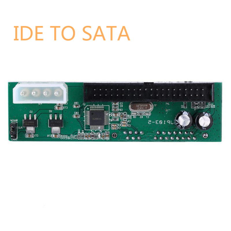 PATA IDE To SATA Hard Drive Converter Adapter For 3.5/2.5 HDD SSD DVD