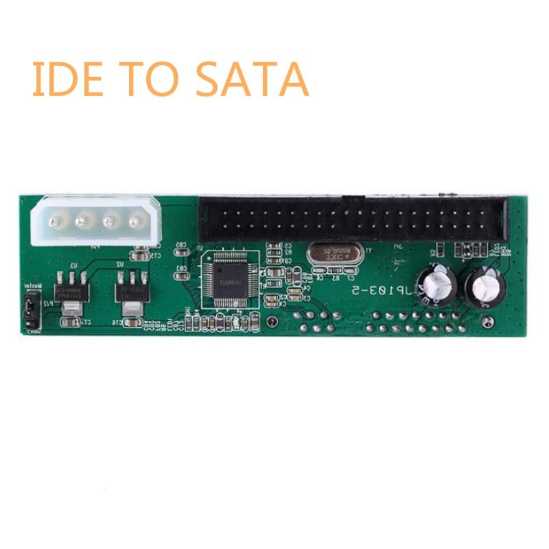 Переходник PATA IDE-SATA для жесткого диска 3,5/2,5 HDD SSD DVD