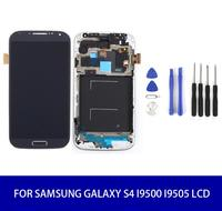 galaxy s4 For Samsung Galaxy S4 I9500 I9505 Lcd Display Screen Touch Digitizer With Frame Assembly Replacement (1)