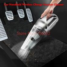 Car Handheld Wireless Charge Vacuum Cleaner Dry Wet Dual Use Multifunction Portable Home Car Cleaning Machine цена в Москве и Питере