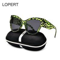 LOPERT HOT Fashion Vintage Oversize Cat Eye Sunglasses Women Brand Designer Sun Glasses Female Retro Big