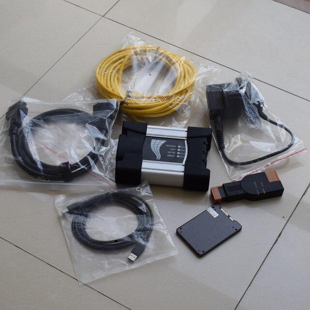 2019.05 v ssd hdd Para BMW ICOM A2 A3 Pro PARA BMW PRÓXIMO A B C Diagnóstico & Programmer para BMW ICOM A2 B C scanner fit 90% laptops
