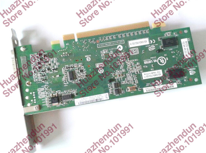 Original High Quality NVIDIA Quadro FX370 PCI-E with DMS-59 Cable FX 370 griaphic card 1year warranty