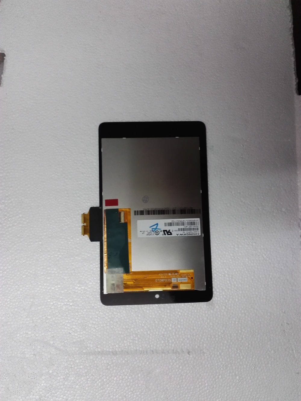 For Asus Google Nexus 7 1st generation LCD Display Touch Screen Digitizer Assembly replacement
