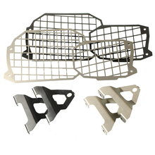 Motorcycle Accessories Headlight Grill Guard Cover Protector For BMW F800GS F700GS F650GS Twin 2008-on