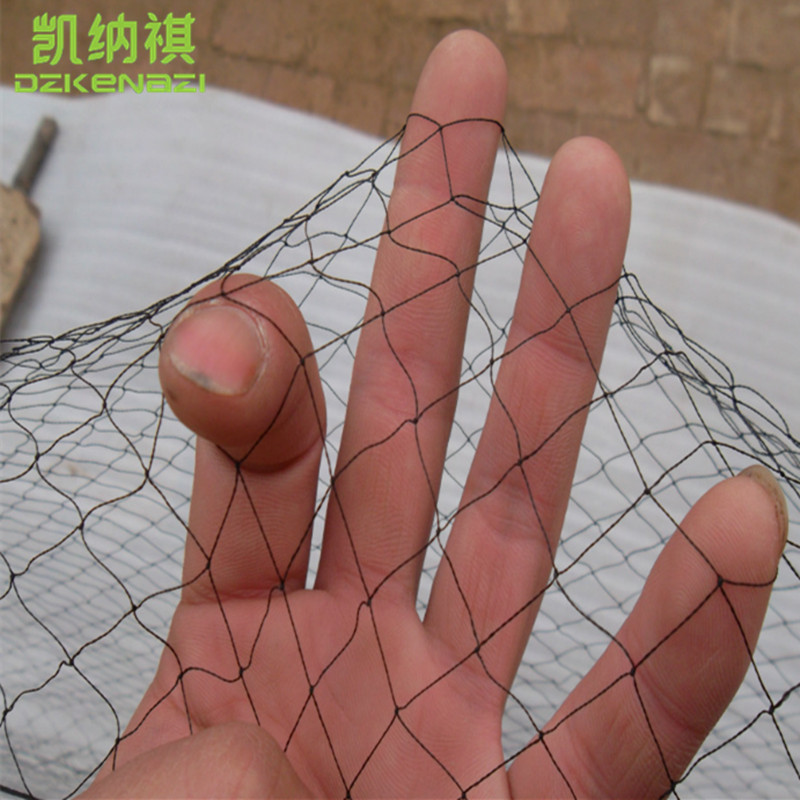 5 Pcs/Lot 9M X 2.5M 15mm Hole Orchard Garden Anti Bird Net Polyester 110D/2 Knotted Sparrow Mist Net