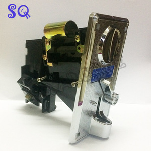 2pcs/lot mechanical coin purse coin acceptor for vending machines