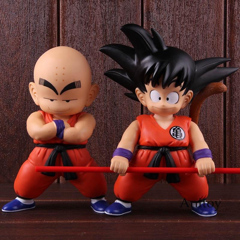 DRAGON BALL Z BANPRESTO Anime KLILYN Kuririn Action Figure PVC Toy NEW