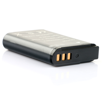 LANFULANG EN-EL23 EN EL23 batterie pour Nikon Coolpix P900, P600, P610, B700 et S810c appareil photo numérique