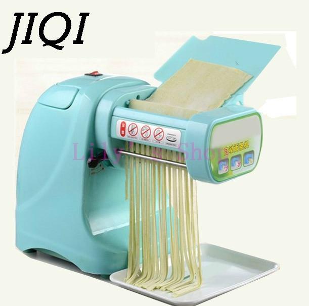 Household electric noddles pressing machine commercial pasta maker machine small dumpling huntun wrappers EU US plug adapter набор для кухни pasta grande 1126804