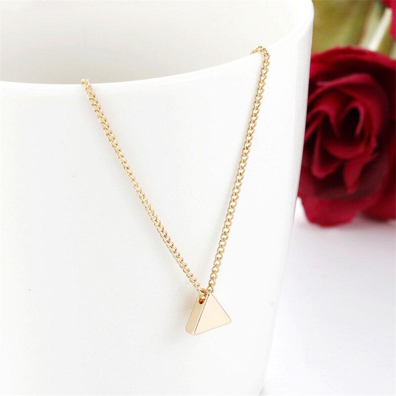 22 стиля, богемное ожерелье для женщин, Ретро стиль, золотая, серебряная цепочка, длинная луна, массивное ожерелье, подвеска, богемное ювелирное изделие, подарок девушке - Окраска металла: 271sanjiao