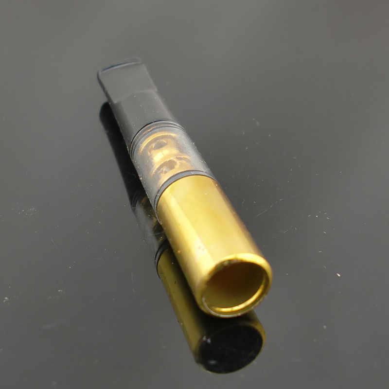 1PC Pemegang Rokok Mudah Dicuci Heathy Filter Mouthpiece untuk Rokok Ukuran Biasa Mengurangi Tar Rokok Pipa