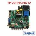 Новый универсальный VS. TP59S5_V2.1 V3.0 V2.2 материнская плата TP. VST59S.PB712