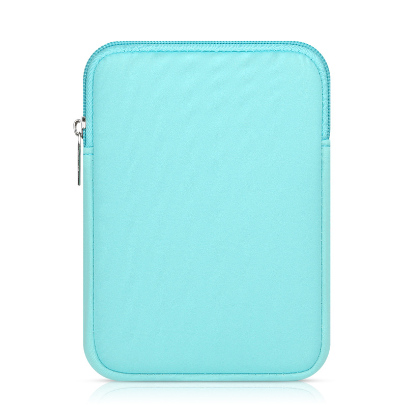 Nylon Mint Colors Sleeve for Apple iPad Air 1/2 Pouch Bag For ipad mini 1 2 3 4 Solid Super Protective Cover Case hangbag