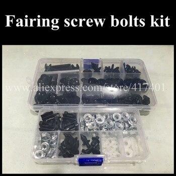 Fairing bolts kit for YAMAHA YZF R1 2007 2008 YZFR1 07 08 YZF-R1 Fairing screws bolts kit 100%Fit Full set