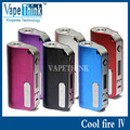Stock innokin Fresco fuego 4 kit vv vw Mod cigarrillo electrónico fuego fresco IV