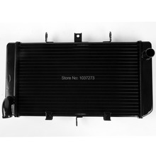 Motorcycle Radiator Cooler For Kawasaki Z750 2007 2010 Z1000 2007 2009