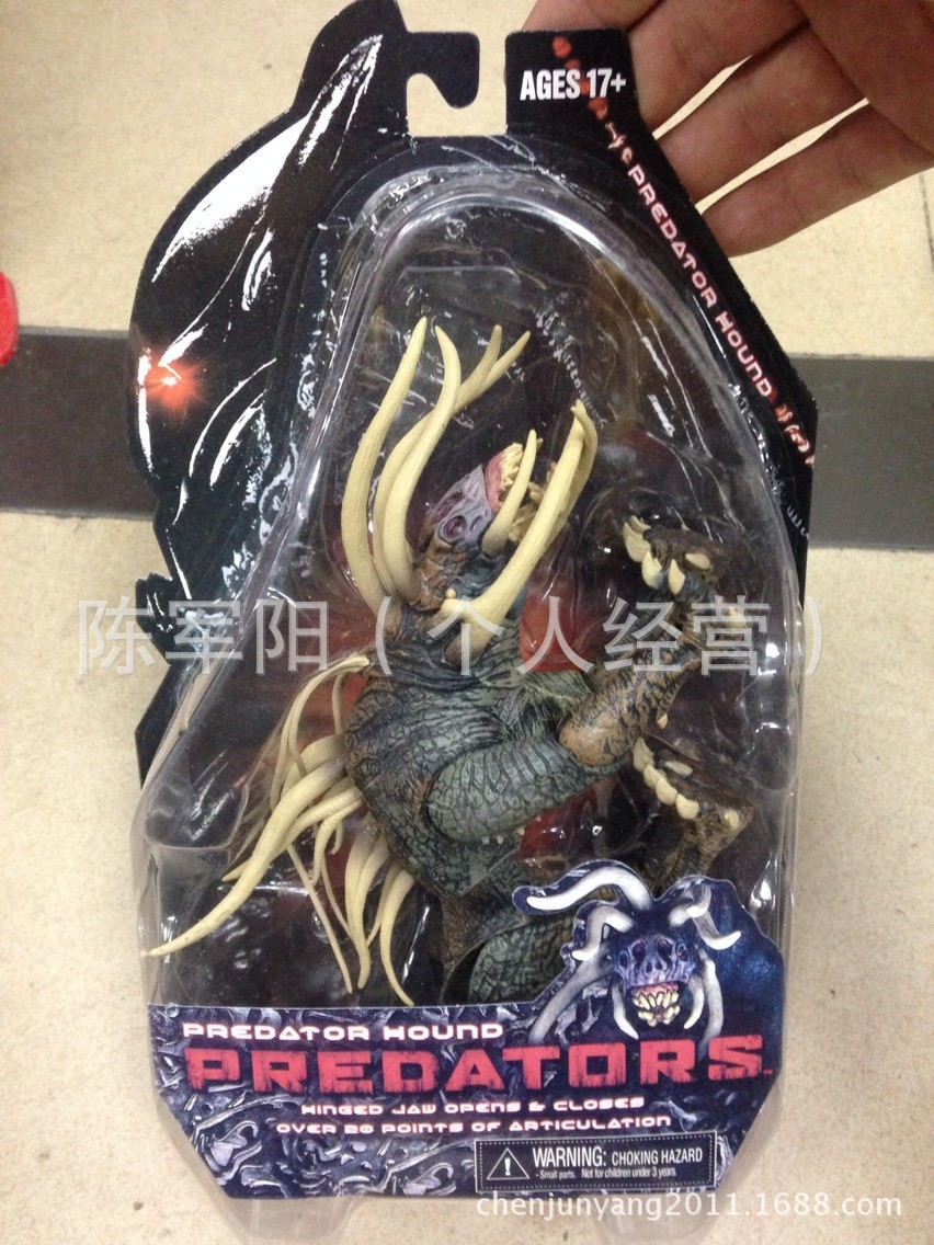 2014 NECA predators Series 3 Classic HOUND 7 Figure Toys New In Box