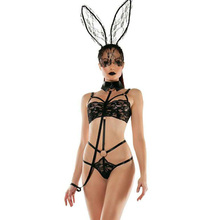 HOT Women Cosplay Costume Bunny Girl Suits ladies Sexy Cute Party Costumes Roleplay Lingerie